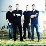 "8. November 2014: Nickelback live bei Stefan Raabs ""TV-Total Stock Car Crash Challenge"""