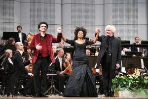 Rolando Villazon - Pumeza Matshikiza - Guerassim Voronkov - Credits: Universal Music