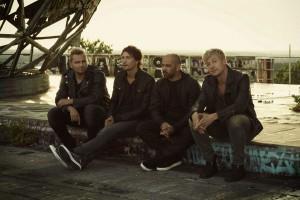 Sunrise Avenue - Credits: Universal Music