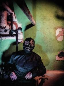 Slipknot - Sid Wilson - Credits: M. Shawn Crahan