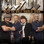 AC/DC: Im Sommer acht Mal live in Deutschland