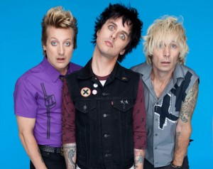 Green Day - Credits: WMG