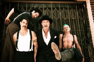 Red Hot Chili Peppers - Credits: Ellen Von Unwerth