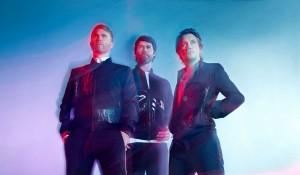 Take That - Credits: Universal Music