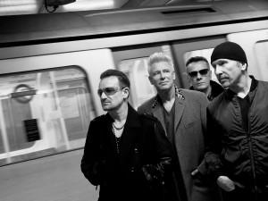 U2 - Credits: Universal Music