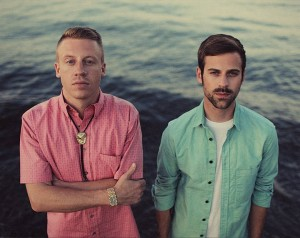 Macklemore and Ryan Lewis - Credits: WMG