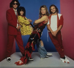 Van Halen - Credits: Courtesy of Warner Bros. Records