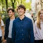 """Tonbandgerät haben ihr zweites Album """"Wenn das Feuerwerk landet"""" veröffentlicht"""