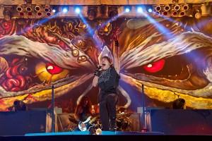 Iron Maiden - Credits: WMG