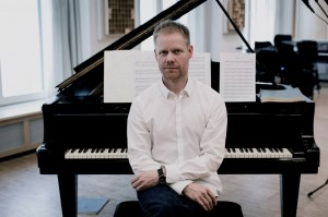 Max Richter by Wolfgang Borrs