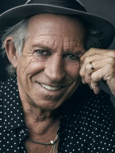 Keith Richards - Credits: Universal Music