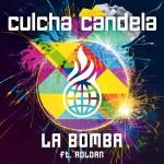 CULCHA CANDELA – La Bomba (feat. Roldan)