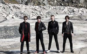 The Strypes - Credits: Universal Music