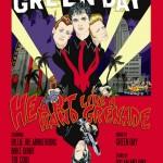 """Green Day – veröffentlichen """"heart like a hand grenade"""" weltweit im Kino"""
