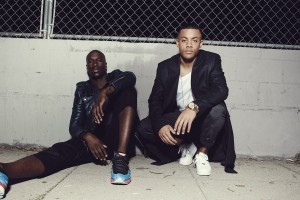 Nico and Vinz - Credits: Smallz and Raskind