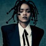 Rihanna tritt bei den BRIT Awards 2016 auf