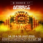 AIRBEAT-ONE Dance Festival 2016 – Line Up Phase 2 – Die ersten Floors sind komplett