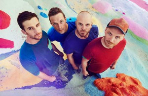 Coldplay - Credits: WMG