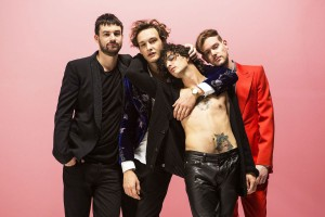 The 1975 - Credits: Universal Music