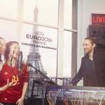 """Über eine Million Fans beteiligen sich an David Guettas Aktion zur offiziellen UEFA EURO 2016-Hymne """"This One's For You!"""""""