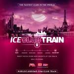 """Mit 320 km/h im BigCityBeats ICE Club Train zum """"größten Club der Welt"""""""