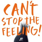 """JUSTIN TIMBERLAKE: """"Can't StopThe Feeling!"""" in über fünfzig Ländern auf Platz eins der iTunes-Charts"""