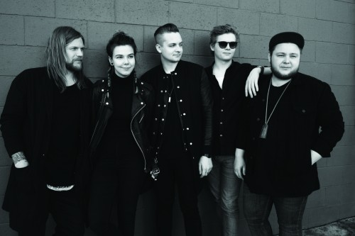 Of Monsters And Men - PHOTO CREDIT Meredith Truax