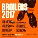 Broilers 2017: Nach einer Woche über 60.000 Karten verkauft.