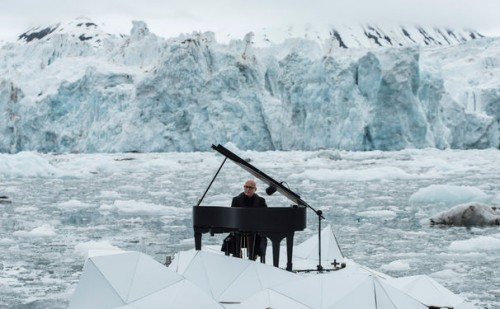 Ludovico Einaudi © Greenpeace/Pedro Armestre
