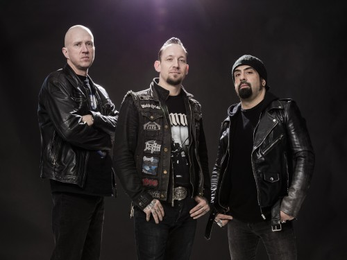 Volbeat -  PHOTO CREDIT Nathan Gallagher