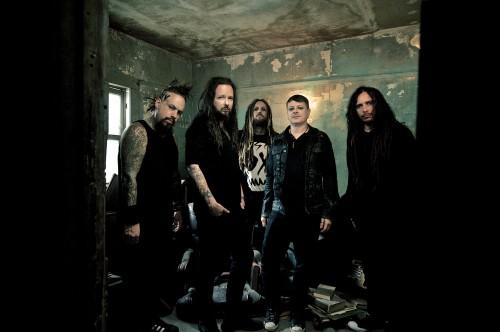 Korn - Credits: Dean Karr