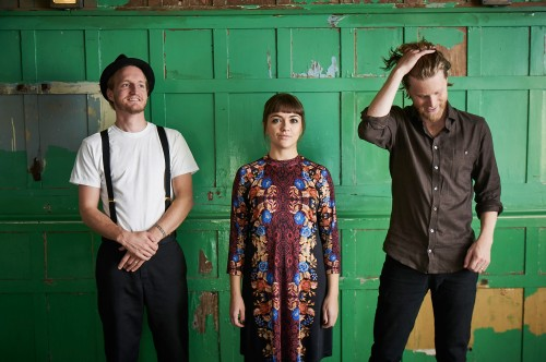 The Lumineers - Credits: Universal Music