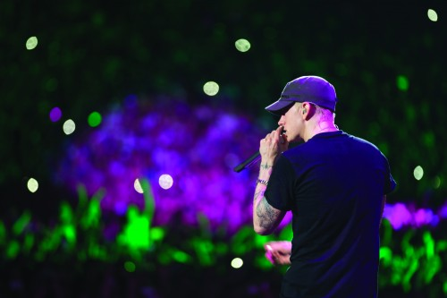 Eminem Live - PHOTO CREDIT Jeremy Deputat