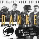 SERUM 114 erobern die deutschen Charts auf #3!