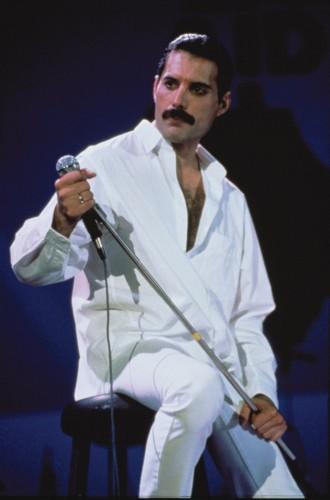Freddie Mercury - Credits: Universal Music