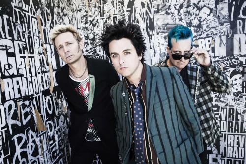 Green Day - Photo Credit: Frank Maddocks