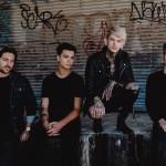 OUT CAME THE WOLVES veröffentlichen heute Debütalbum 'Strange Fate'