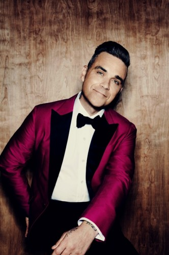Robbie Williams - Credits: Sony Music