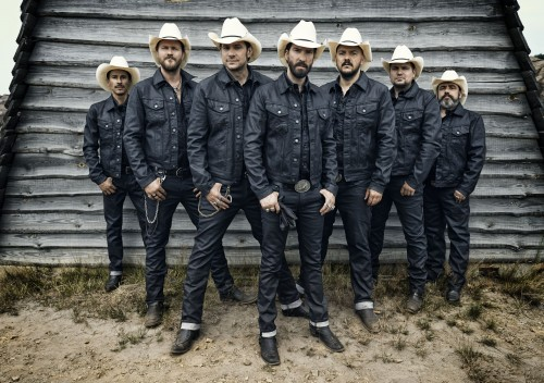 The BossHoss - PHOTO CREDIT © Olaf Heine / Universal Music