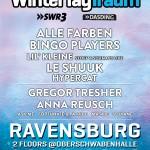 Vorverkauf für den BigCityBeats WinterTagTraum am 23.Dezember in Ravensburg gestartet