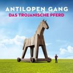"""Antilopen Gang: Premiere erstes Video """"Das Trojanische Pferd"""" vom Album """"Anarchie und Alltag"""""""