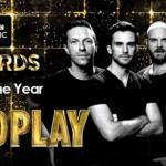 """Coldplay als """"BBC Music British Artist of the Year"""" ausgezeichnet"""