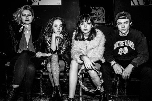 The Regrettes - Credits: Jen Rosenstein