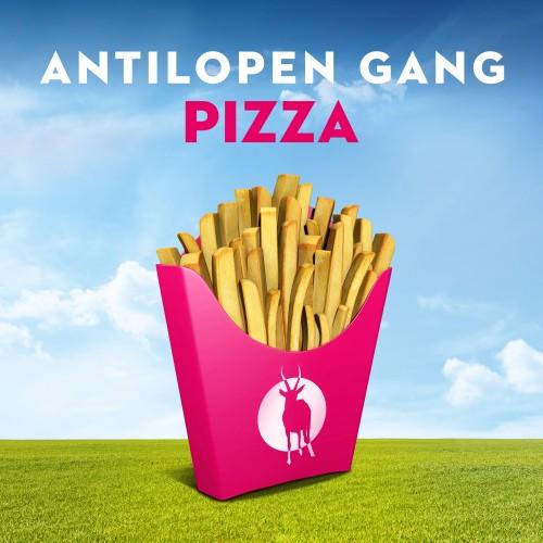 Antilopen Gang - Pizza