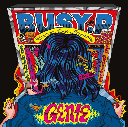 Busy P (feat. Mayer Hawthorne)