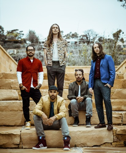 Incubus - PHOTO CREDIT Brantley Gutierrez