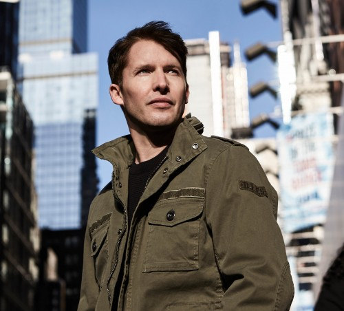 James Blunt - Credits: Jimmy Fontaine