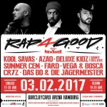 RAP4GOOD Charity-Indoor-Festival
