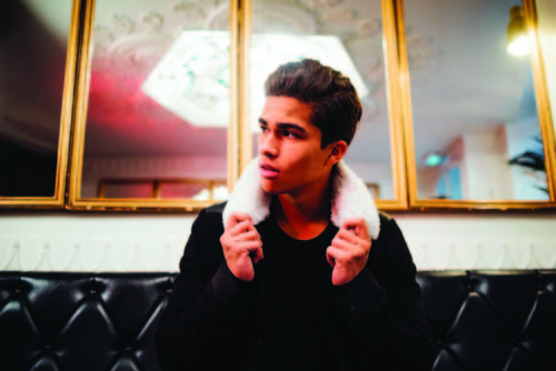Alex Aiono - PHOTO CREDIT Boris Allin