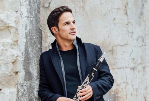 Andreas Ottensamer: Gast bei L&P Classics und Solist der Berliner Philharmoniker beim Europakonzert